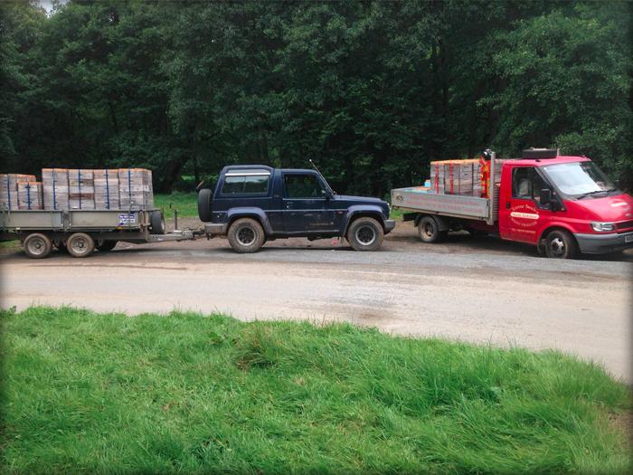 Beekeeping Convoy