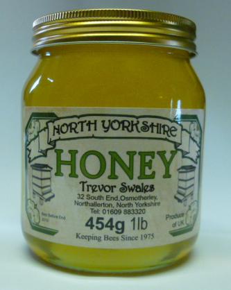 Clear Honey 1lb